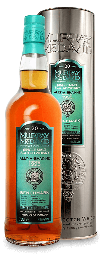 Murray McDavid Whisky Benchmark Allt-a-Bhainne