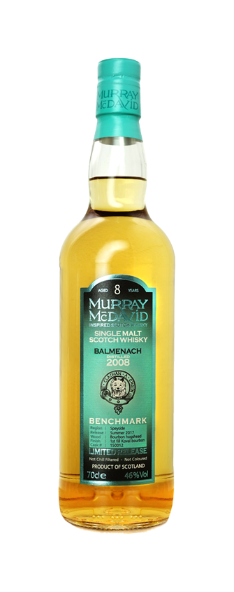 Murray McDavid Whisky Benchmark Balmenach