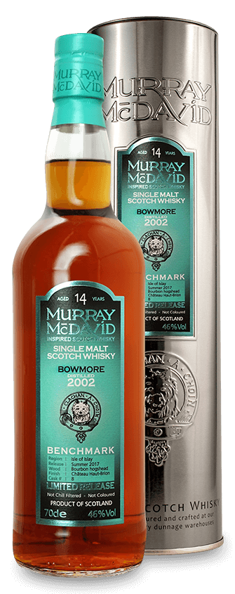 Murray McDavid Whisky Benchmark Bowmore