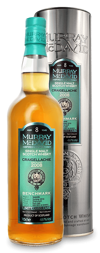 Murray McDavid Whisky Benchmark Graigellachie