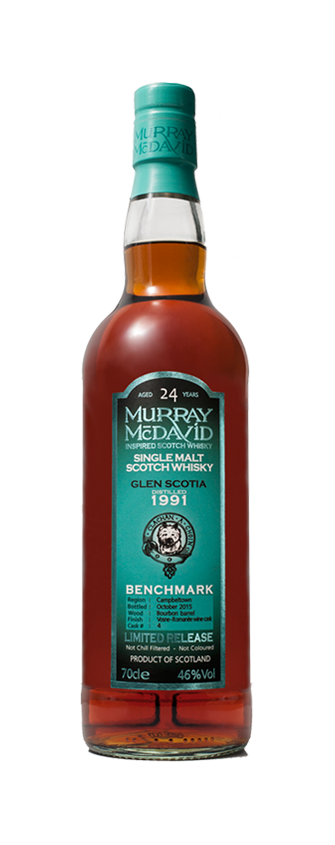 Murray McDavid Whisky Benchmark Glen Scotia