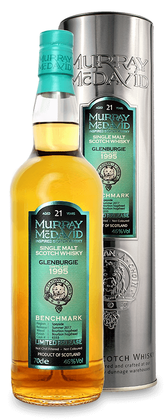Murray McDavid Whisky Benchmark Glenburgie