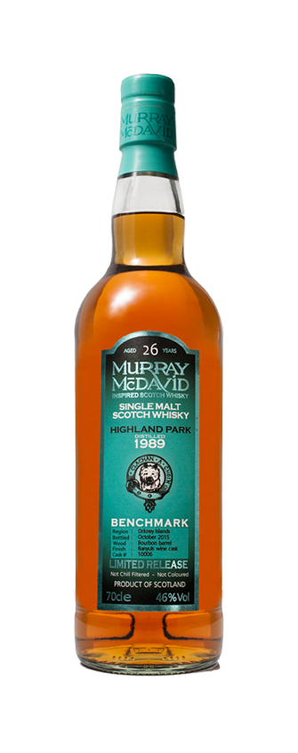 Murray McDavid Whisky Benchmark Highland Park
