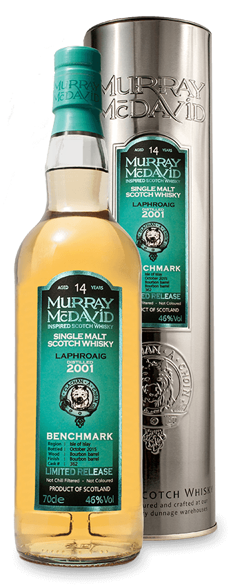 Murray McDavid Whisky Benchmark Laphroaig 2001