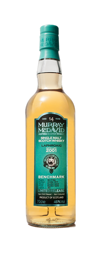 Murray McDavid Whisky Benchmark Laphroaig