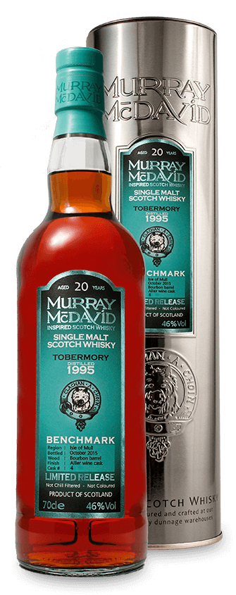 Murray McDavid Whisky Benchmark Tobermory 1995