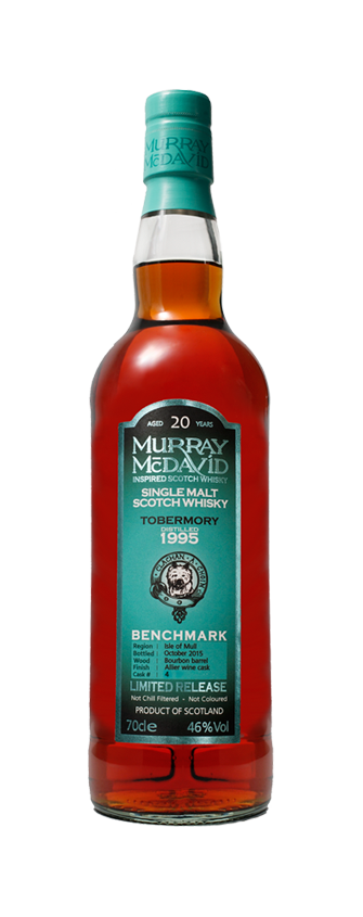Murray McDavid Whisky Benchmark Tobermory