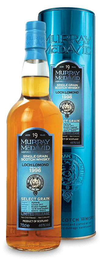 Murray McDavid Whisky Select Grain Loch Lomond